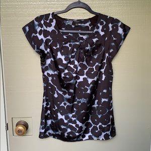 ANN TAYLOR- size 0 gorgeous blouse